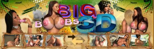 Big Boobs 3D 2