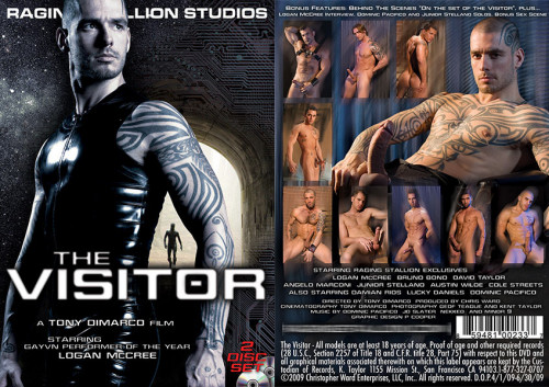 The Visitor (Disc 2) (2009)