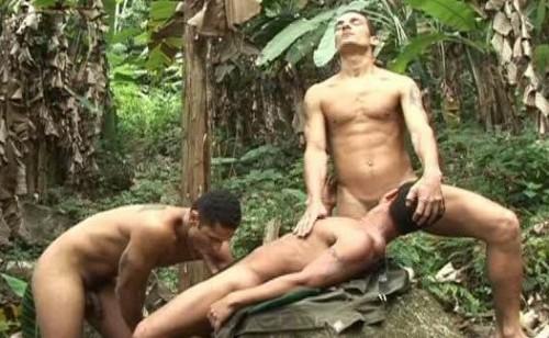 Amazonia Fuckers Bareback At Jungle Gay Full-length films