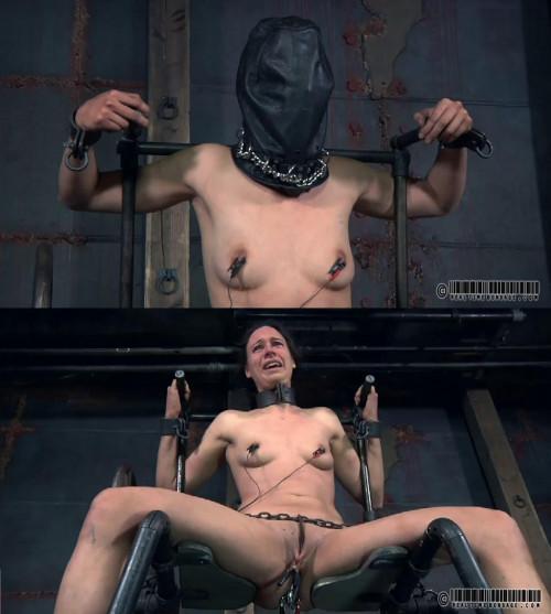 Hard bondage, spanking and torture for young slavegirl part 2