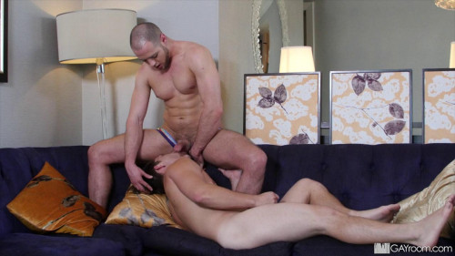 Gay Room - Ripped Muscle Hunks Brendan Phillips and Paul Canon 720p