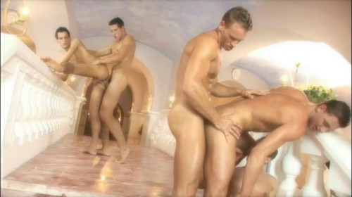 Raw Orgy For Czech Tales