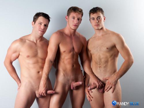 Cole, Jayden & Travis Gay Porn Clips