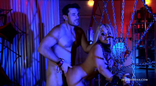 Jesse - Alpha Female BDSM