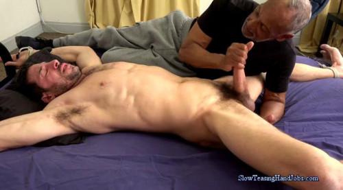 sthj - Teasing Greg Gay BDSM