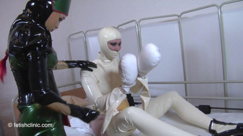 Bondage Therapy in The Fetish Clinic