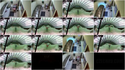 Czech Solarium 174 Hidden camera