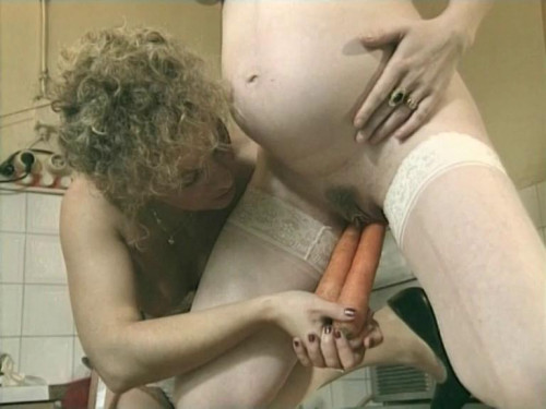 Fucking pregnant two carrots