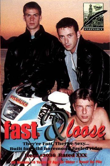 Bareback Fast & Loose (1996) - Alex, Alexis, Julien