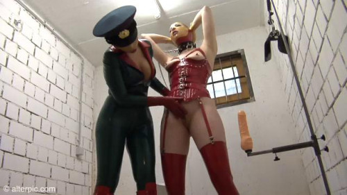 In the Jail Cell - Anna Rose & Valentina