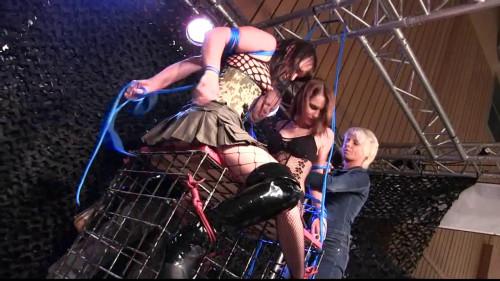 2-Girl-Escape Challenge - HD 720p BDSM
