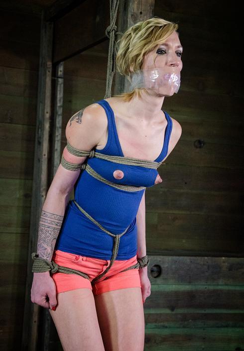 Sexy Slave Bound and Beaten