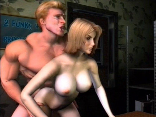 2 funky 4 you 3D Porn
