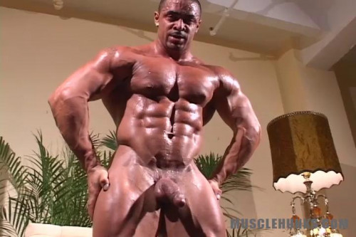 MuscleHunks - Eddie Camacho - Eddie Talks Gay Solo