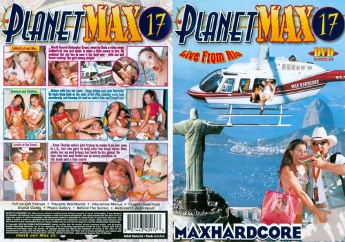 Planet Max # 17 - MaxHardcore