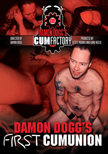 Damon  First Cumunion - Damon , Xander Spade, Lex Knight