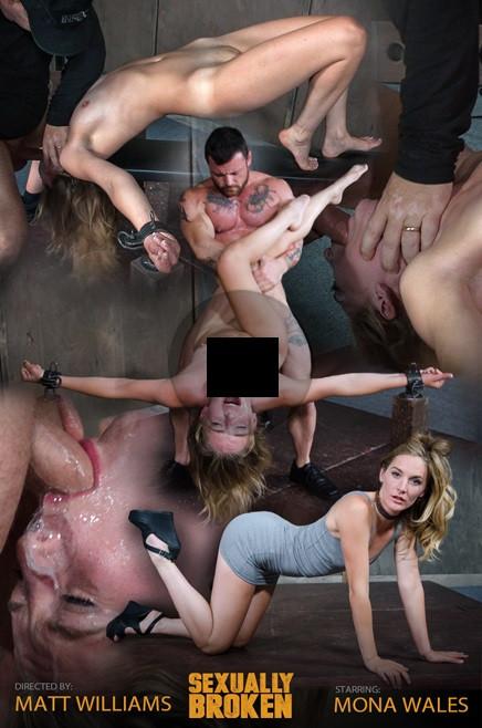SexuallyBroken – Oct 14, 2016 – Mona Wales, Matt Williams, Sergeant Miles