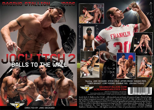 Jock Itch - part 2 Balls To The Wall
