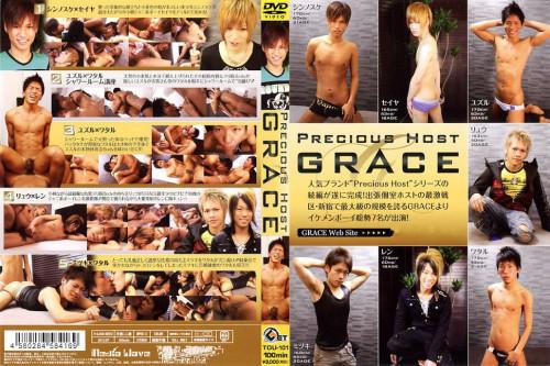 Precious Host - Grace Asian Gays
