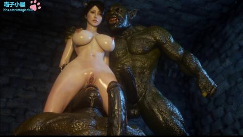 Secret of Beauty - pt.4 Kunoichi Edition - Early Access 3D Porno