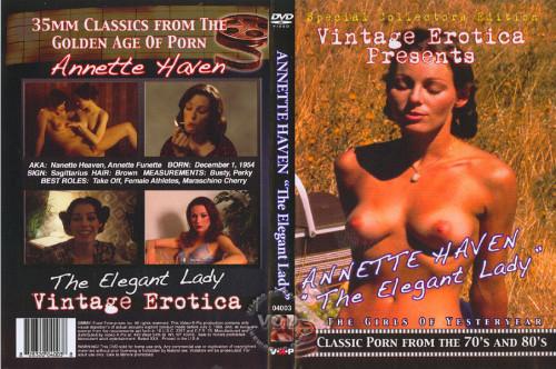 Annette Haven The Elegant Lady
