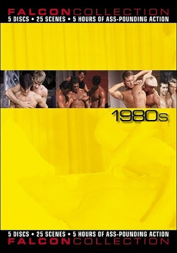 Best Of The 1980s Vol 5 (Ass-Pounding Action) Gay Retro