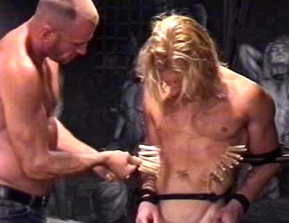 Jason Branch, Anthony Shaw Gay BDSM