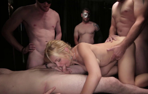 GangBang Weekend With Creampie