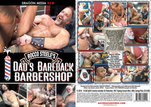 Dragon Media – s Bareback Barbershop (2019)