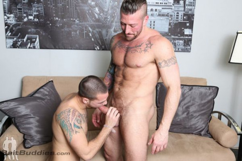 BaitBuddies - Dimitri Kane & Hugh Hunter Gay Clips