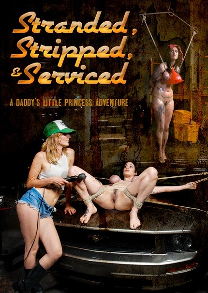 Arabelle Raphael -Stranded, Stripped, and Serviced