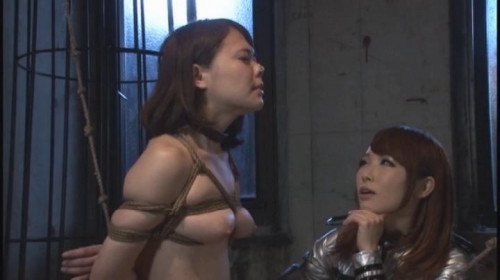 Warrior Of Torture Prison Asians BDSM