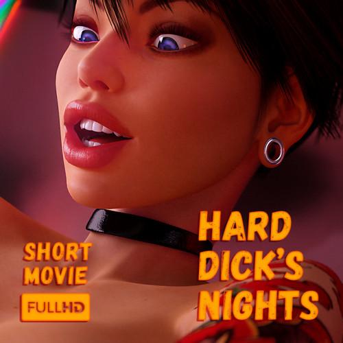 Smerinka - Hard Dicks Nights - Full HD 1080p - (2018 Year)