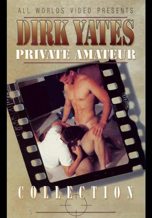 Dirk Yates - Private Amateur Collection No.77 Gay Retro