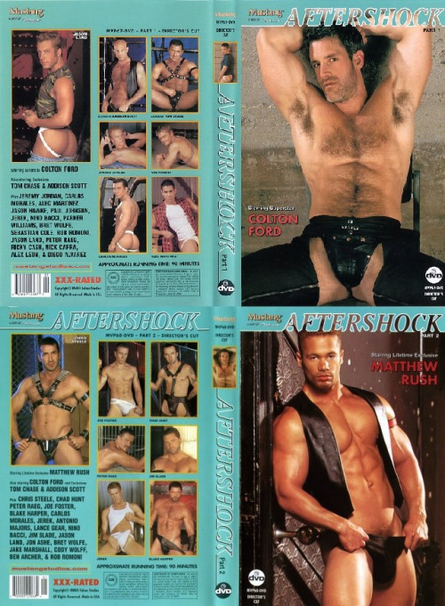Falcon Aftershock Parts 1-2 Gay Full-length films