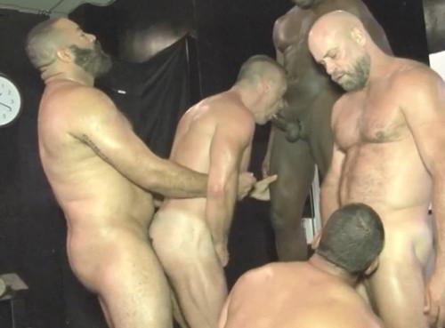 Raw Nasty Fuckers - Bearback Workout