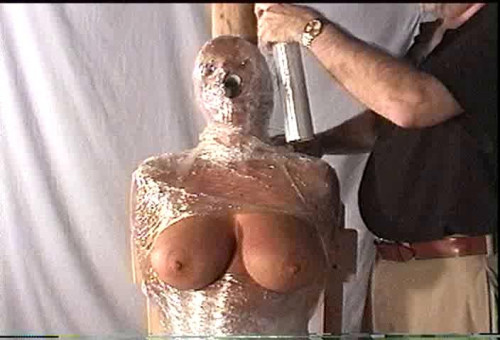 The Mummification of Brandy Part 2 BDSM