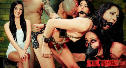 SD - Nov 05, 2015 - Sabrina Banks #1 Sexual Disgrace Dungeon Gangster