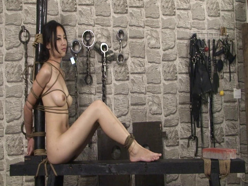 Zhong Hua Yi Xiao - Chinese restraint bondage vids, Part 3