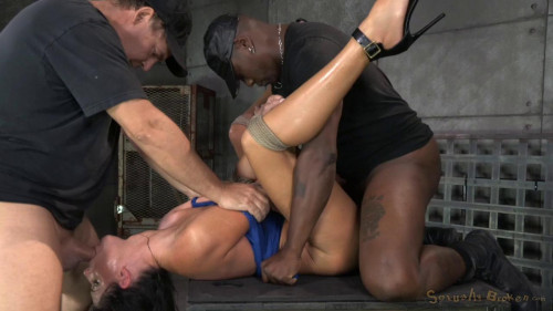 India Summer - Brutal Deepthroat and Multiple Orgasms!(Aug 2014)