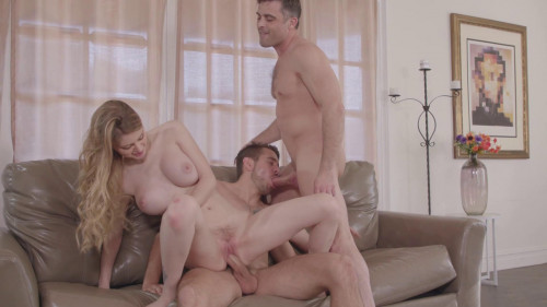 Sexy Bunny Colby with Some Bi Guys