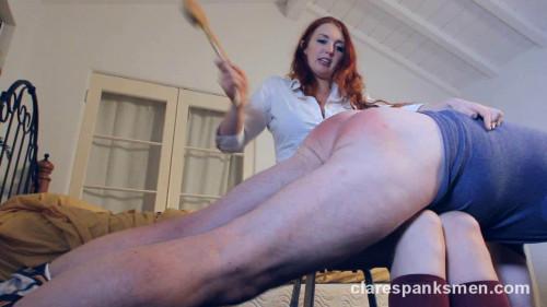 Neighbor Girl Spanking - Jenna Sativa & Audrey Tate - HD 720p Femdom and Strapon