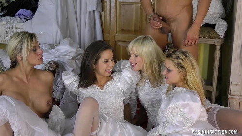 Celine Noiret, Bibi Fox, Barra Brass, Veronica Diamond