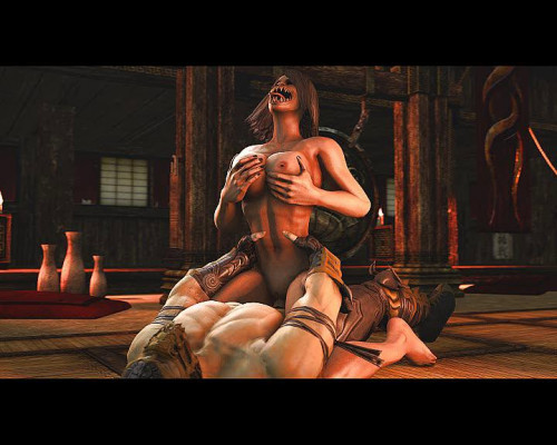 Mileena In Fuck Collection Anime and Hentai