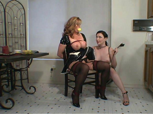 Teacher's Pet part 3 BDSM Latex