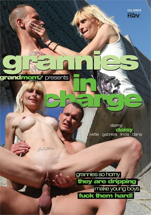 Grannies in Charge Mature, MILF