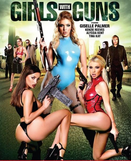 Girls with Guns - Photos Porn Photo