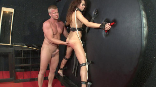Slave Addicted To Brutal Anal Sex BDSM
