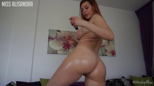 Naked and Oily Seduction
