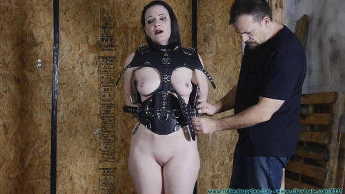 He Wanted a Pony Girl for Christmas 2 part - BDSM,Humiliation,Torture HD 720p